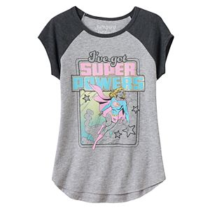 Girls 4-10 Jumping Beans® Supergirl