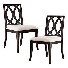 Madison Park Signature Cooper Dining Chair 2 pc Set