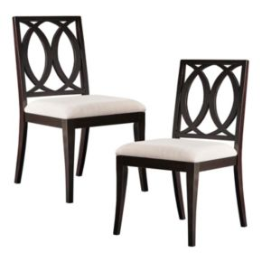 Madison Park Signature Cooper Dining Chair 2-piece Set