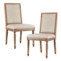 Madison Park Signature Lulu Dining Chair 2-piece Set