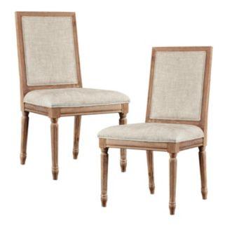 Madison Park Signature Lulu Dining Chair 2-piece Set