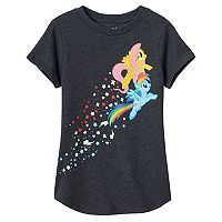 Girls 4-10 Jumping Beans® My Little Pony Rainbow Dash & Applejack Graphic Tee