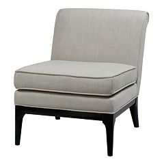 Madison Park Signature Camelle Armless Accent Chair