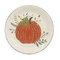 Harvest Pumpkin Salad Plate