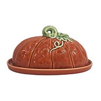 Celebrate Fall Together Butter Dish