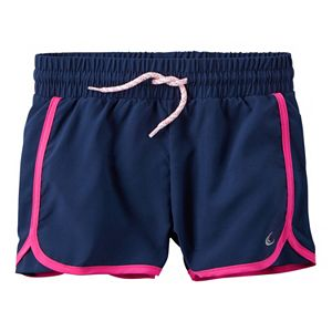 Baby Girl Carter's Solid Active Shorts