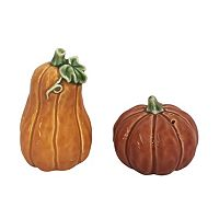 Celebrate Fall Together Pumpkin Salt & Pepper Set