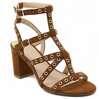 sugar Rock N Roll Women's Block Heel Sandals