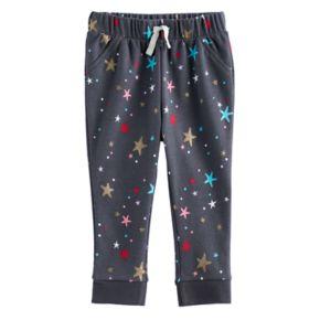 Baby Girl Jumping Beans® Print Jogger Pants