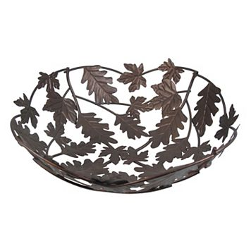 SONOMA Goods for Life™ Metal Leaves Decorative Bowl