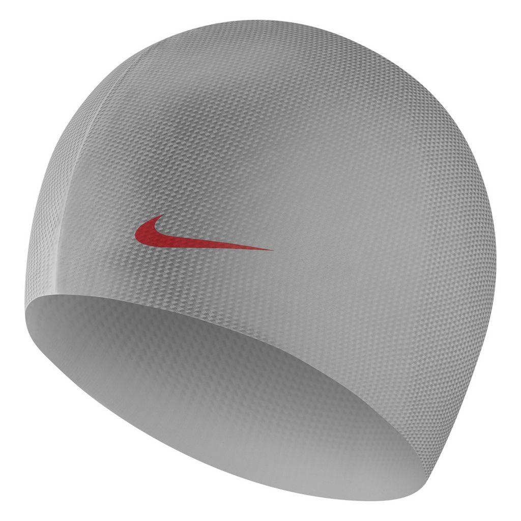 Men's Nike Carbon Fiber Silicone Swim Cap