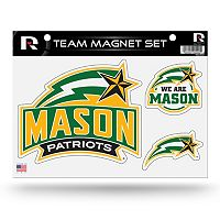 George Mason Patriots Team Magnet Set