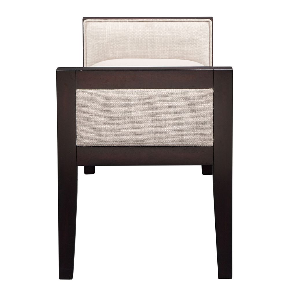 Madison Park Signature Thomas Ottoman Bench