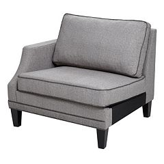 Madison Park Signature Gordon Modular Left Arm Sofa