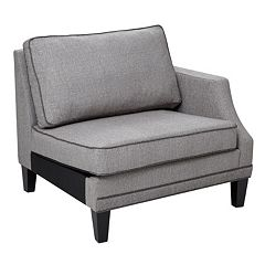 Madison Park Signature Gordon Modular Right Arm Sofa