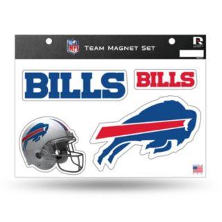 Buffalo Bills Team Magnet Set