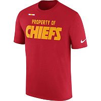 Men's Nike Kansas City Chiefs Property Of Tee