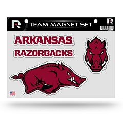 Arkansas Razorbacks Team Magnet Set