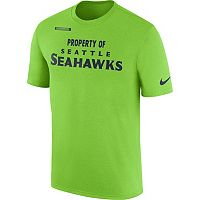Men's Nike Seattle Seahawks Property Of Tee