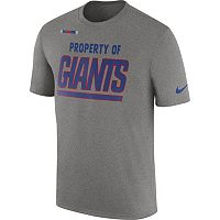 Men's Nike New York Giants Property Of Tee