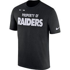 Men's Nike Oakland Raiders Property Of Tee