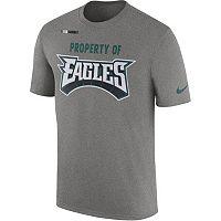 Men's Nike Philadelphia Eagles Property Of Tee