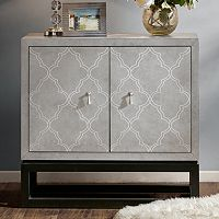 Madison Park Vida 2-Door Storage Cabinet