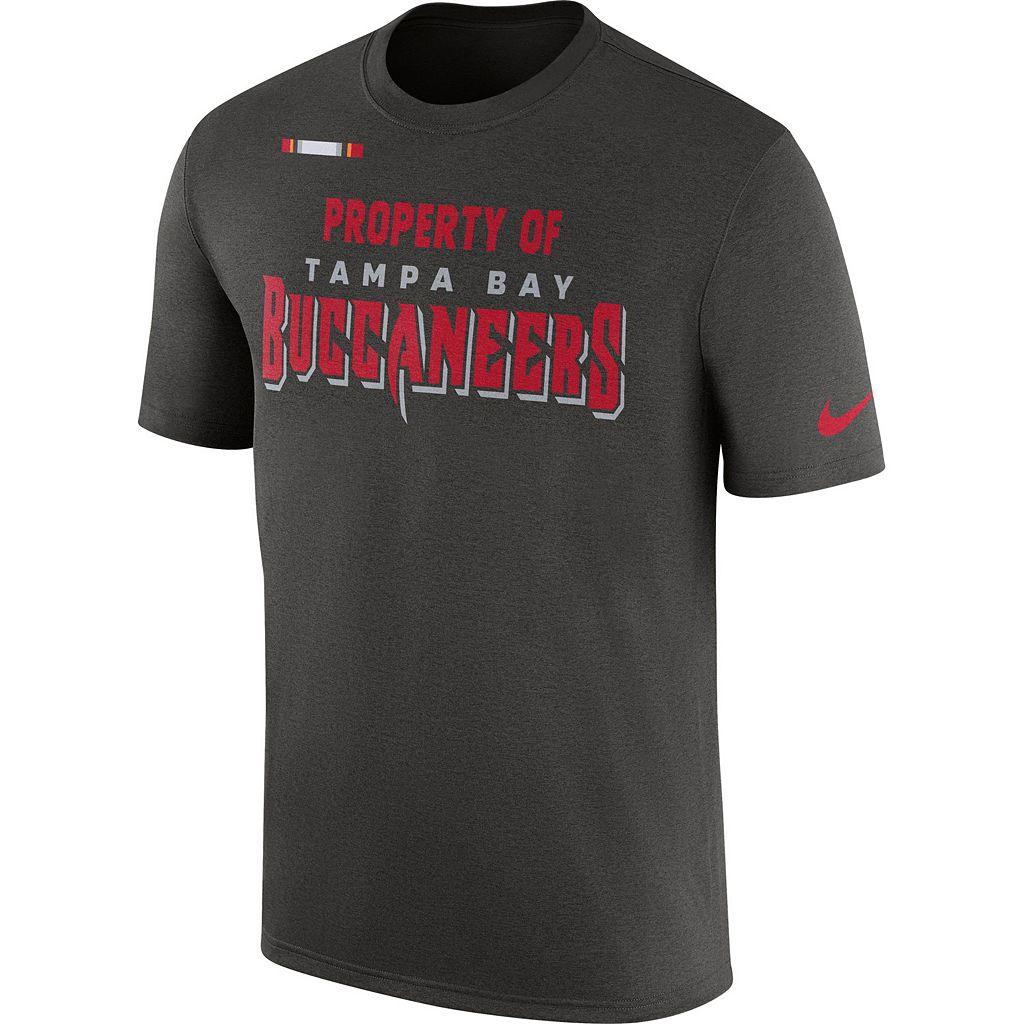 Men's Nike Tampa Bay Buccaneers Property Of Tee