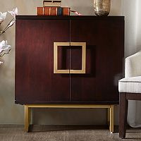 Madison Park Kenzie 2-Door Storage Chest