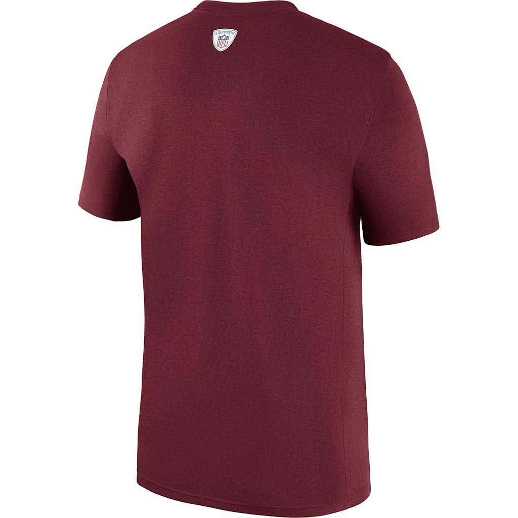 Men's Nike Washington Redskins Property Of Tee