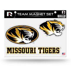 Missouri Tigers Team Magnet Set