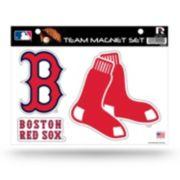 Boston Red Sox Team Magnet Set