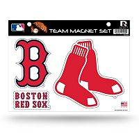 Boston Red Sox Team Magnet Set