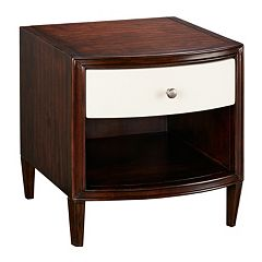 Madison Park Two-Tone End Table