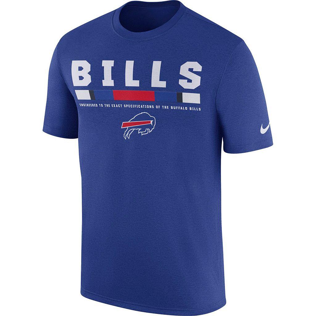 Men's Nike Buffalo Bills Legend Staff Tee