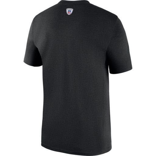 Men's Nike Carolina Panthers Legend Staff Tee