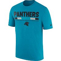 Men's Nike Carolina Panthers Legend Staff Tee