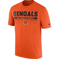 Men's Nike Cincinnati Bengals Legend Staff Tee