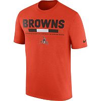 Men's Nike Cleveland Browns Legend Staff Tee