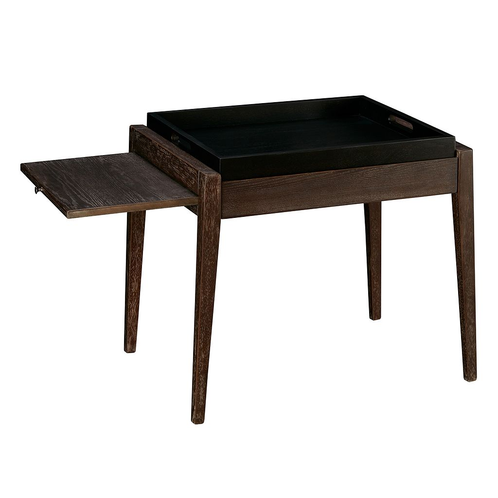Madison Park Tray Top End Table 2-piece Set