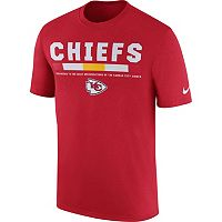 Men's Nike Kansas City Chiefs Legend Staff Tee