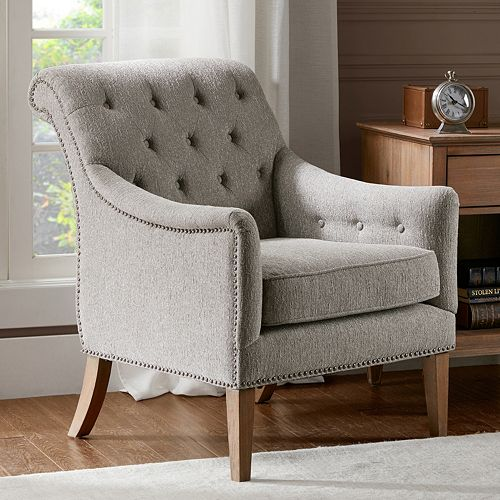 Madison Park Easton Tufted Accent Chair