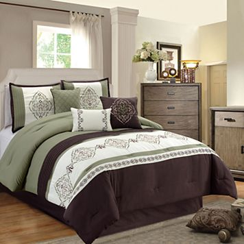 Maples 7-piece Comforter Set
