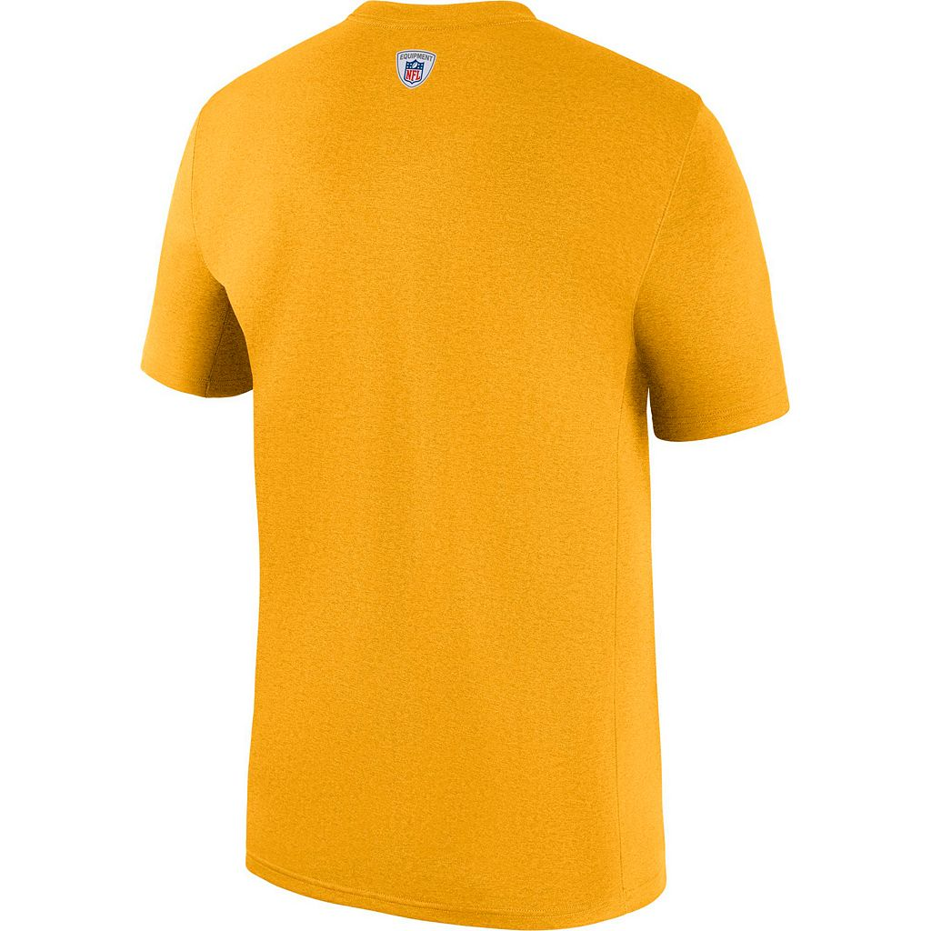 Men's Nike Pittsburgh Steelers Legend Staff Tee