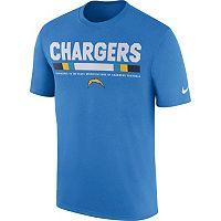 Men's Nike San Diego Chargers Legend Staff Tee