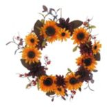 SONOMA Goods for Life™ Artificial Sunflower Wreath