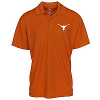 Men's Texas Longhorns Silhouette Polo