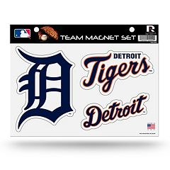 Detroit Tigers Team Magnet Set