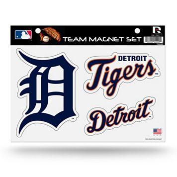 Detroit Tigers Team Magnet Set