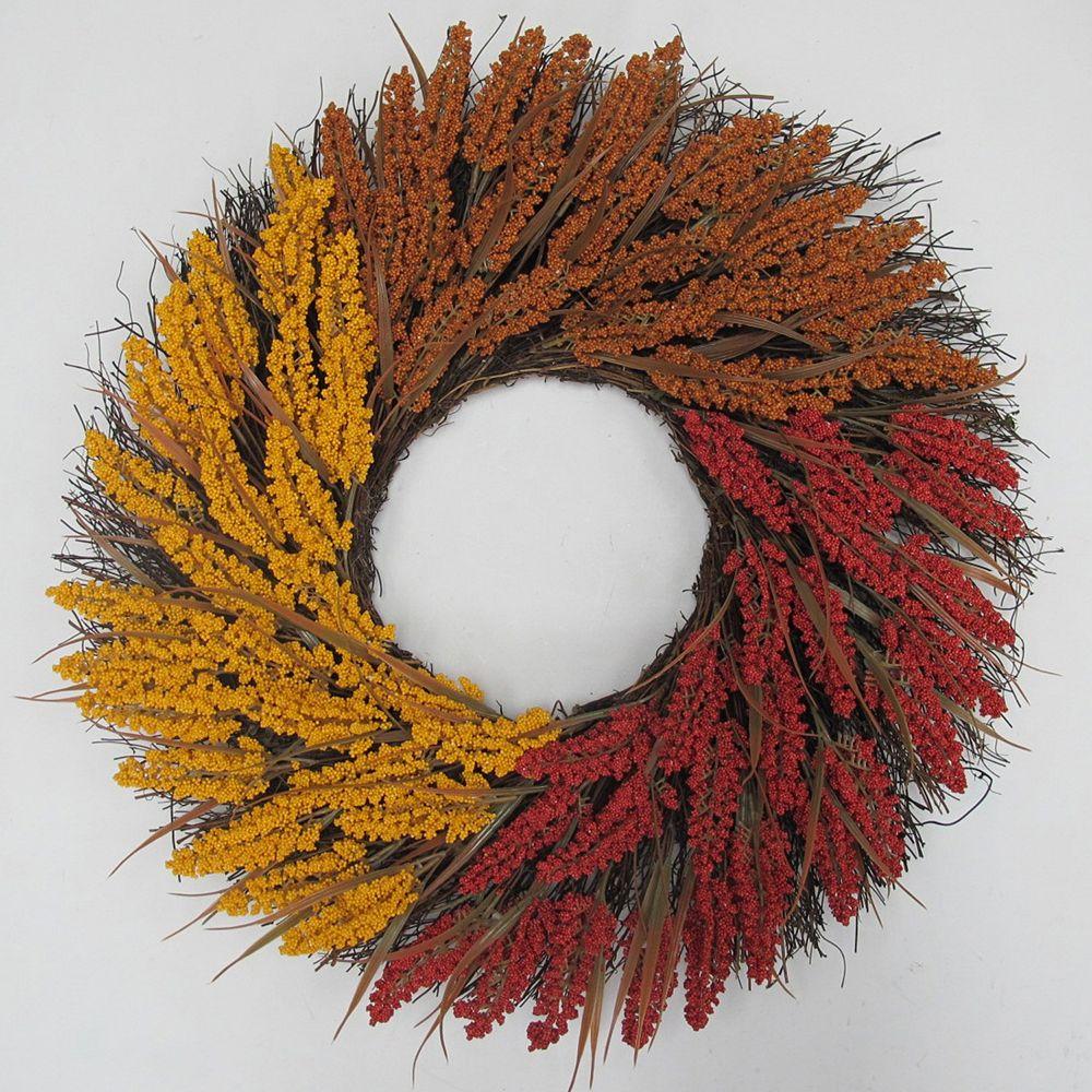 SONOMA Goods for Life® Artificial Tri-Color Lavender Wreath